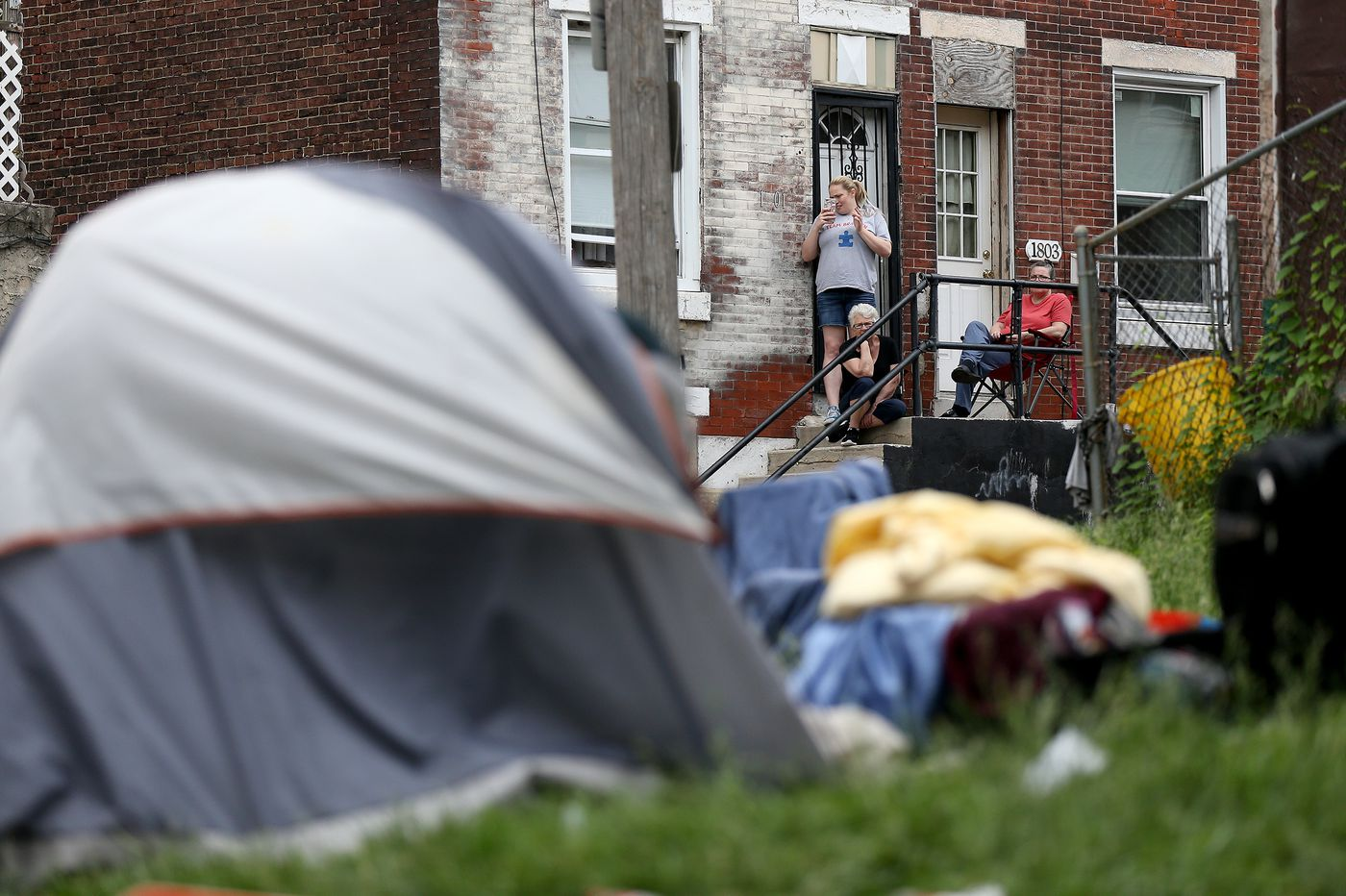 Philly deserves credit for clearing out heroin encampments, offering help | Editorial