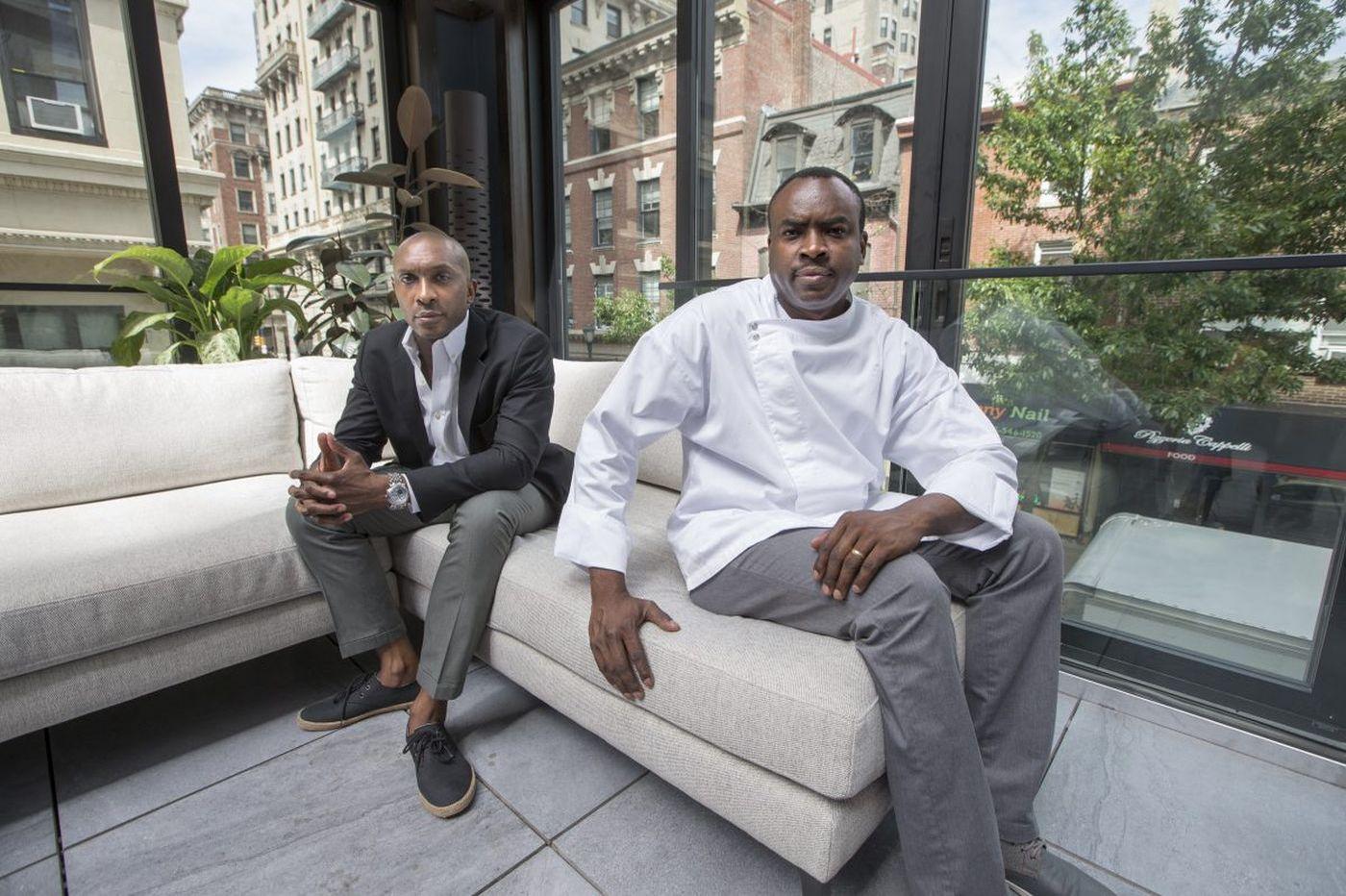 Chef Sylva Senat leaves Maison 208 in Center City