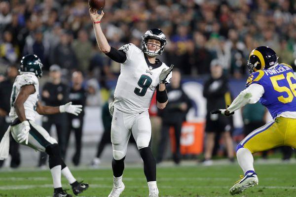 Eagles 30, Rams 23: Thanks to Nick Foles, Birds keep postseason hopes alive after upset win