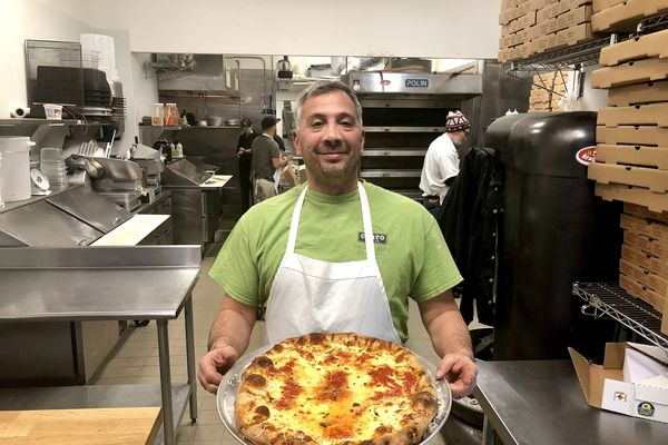 A pizza man's long route from Haddonfield to South Philly