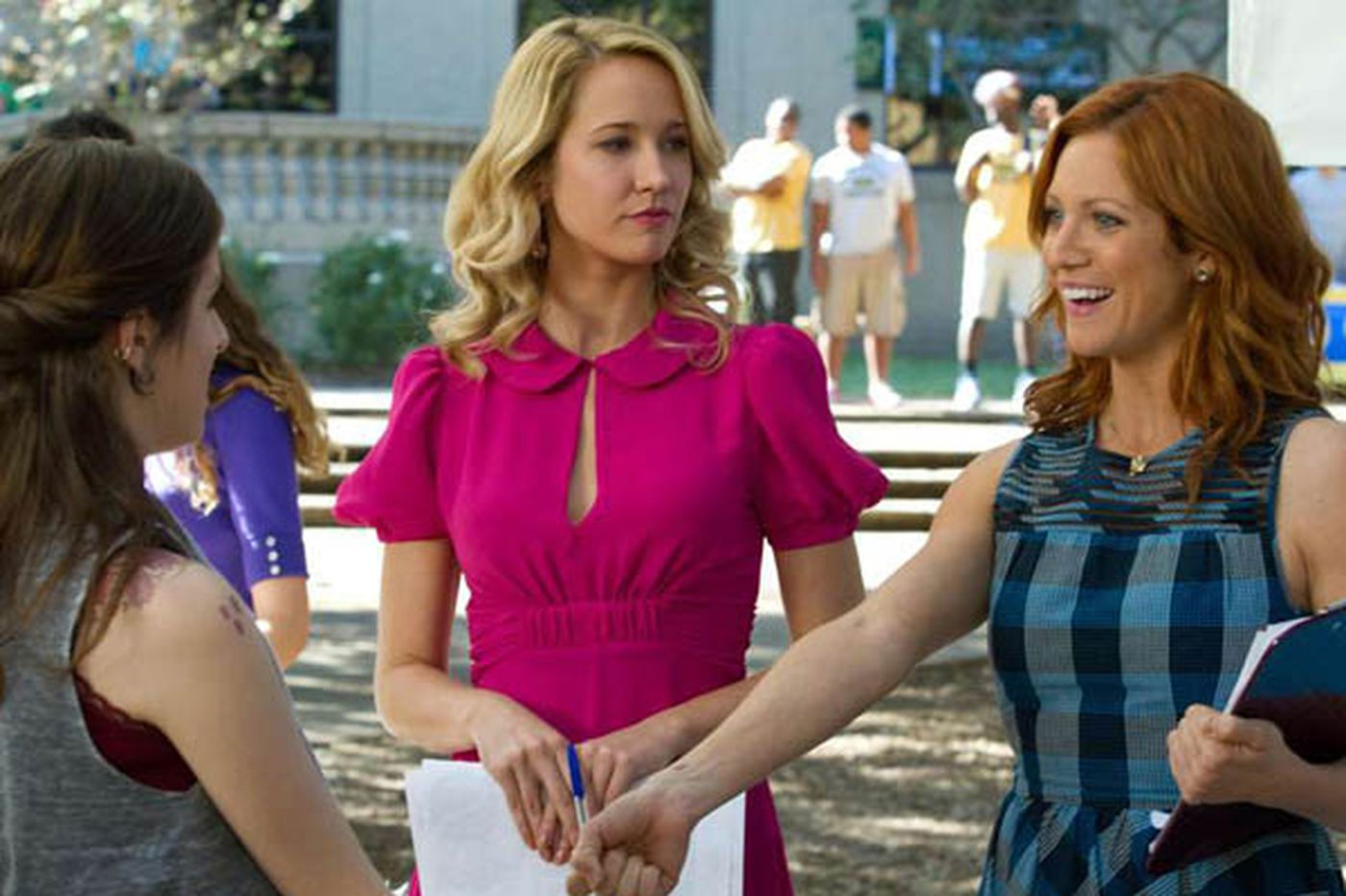 'Pitch Perfect,' perfectly pitched