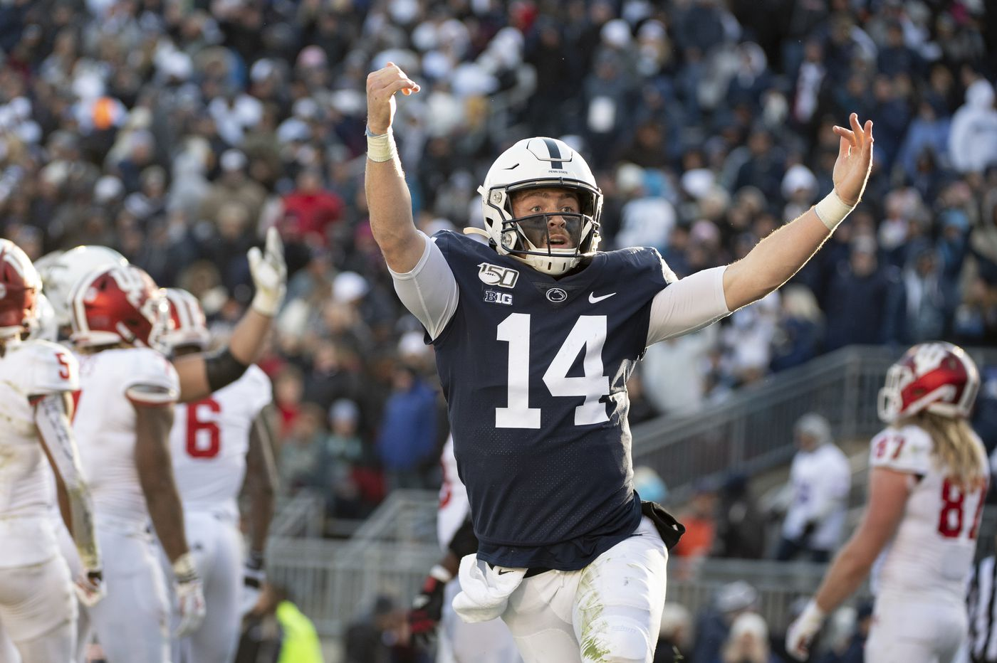 Penn State at Ohio State: Five things to watch
