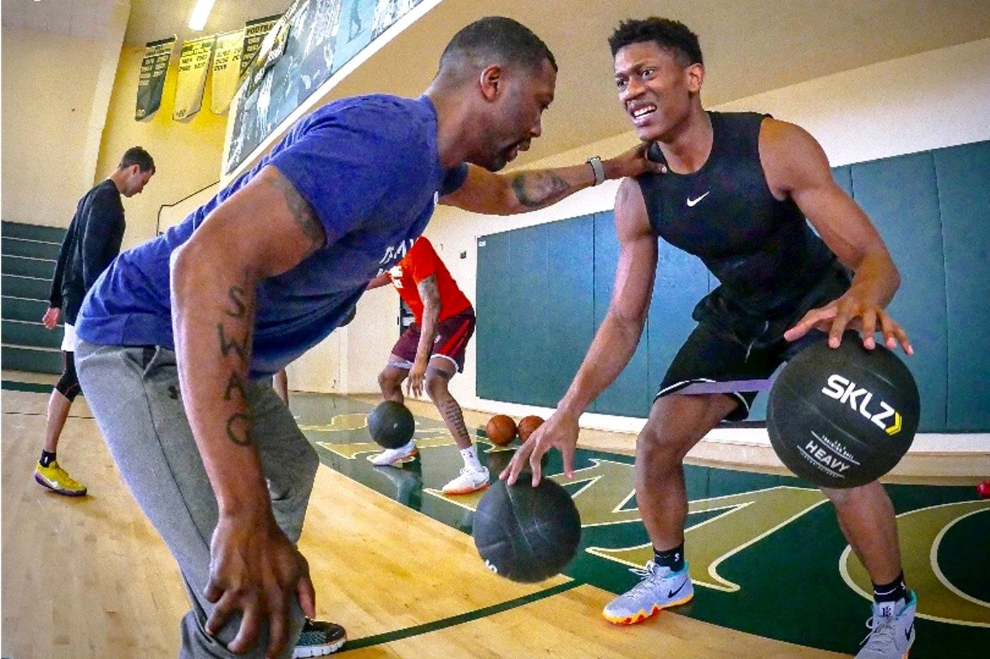 NBA draft: De'Andre Hunter and the Philly barbershop conversation key to his development | Mike Jensen