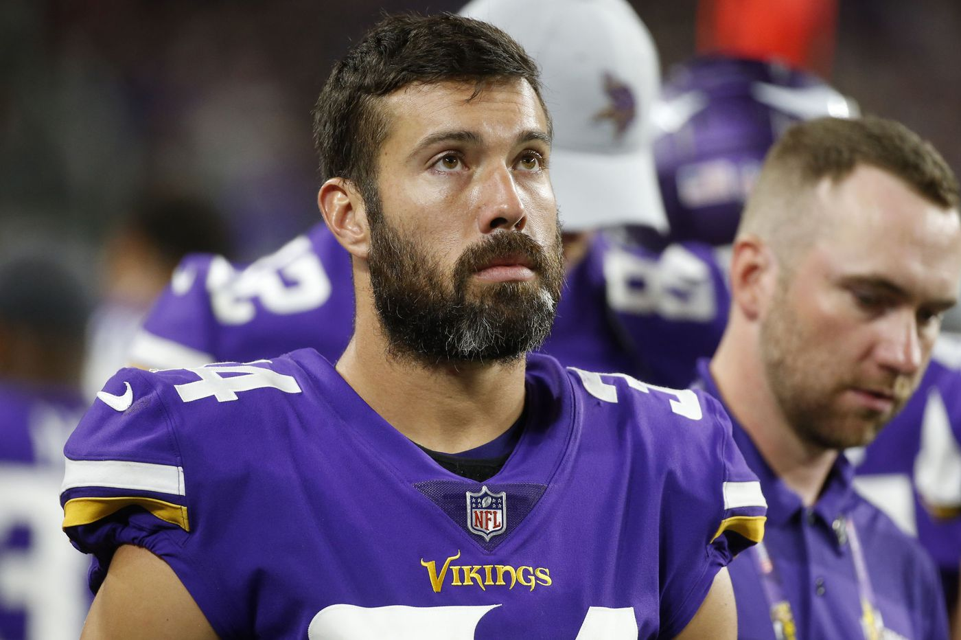 Eagles add safety depth by signing Andrew Sendejo to one-year-deal