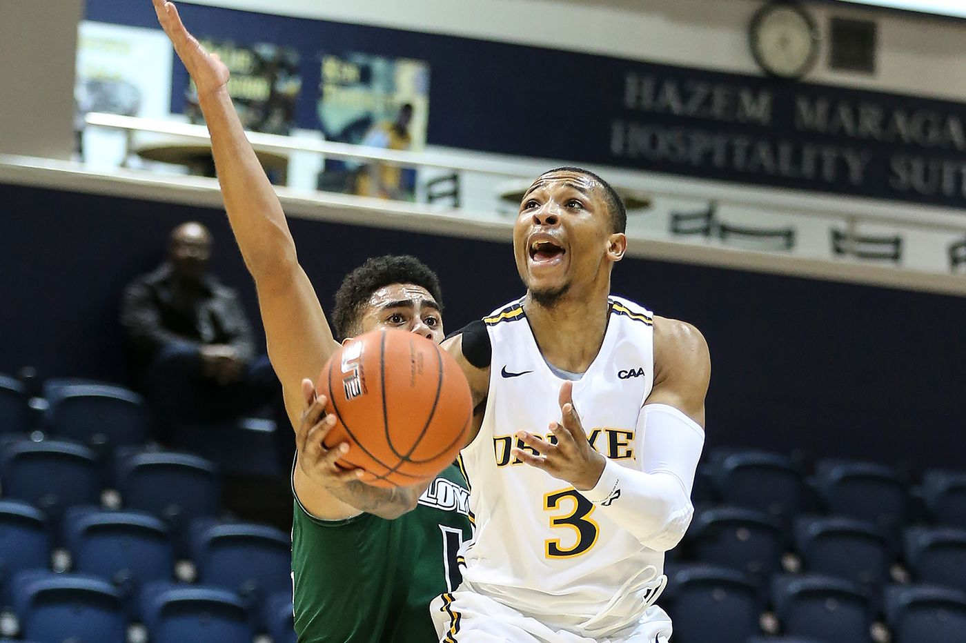 Drexel's Troy Harper coming on strong after a slow start