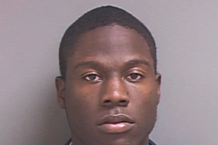 File - In this undated photo provided by the Salt Lake County Sheriff's Office shows Melvin Rowland. An investigation into missed warning signs before the death of a University of Utah student shot by a man she briefly dated shows campus police are overtaxed and need more training in handling domestic violence cases, authorities said Wednesday, Dec. 19, 2018. The probe also found that friends of student Lauren McCluskey had reported to residence-hall officials that her then-boyfriend Melvin Rowland was controlling and wanted to get her a gun nearly a month before her death. (Salt Lake County Sheriff's Office via AP)