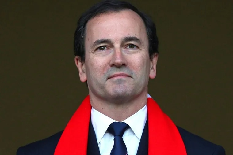 Jérôme de Bontin was the general manager of Major League Soccer's New York Red Bulls from 2012 to 2014, and before then a top executive at French club AS Monaco. Now he is the chairman of Rush Soccer.