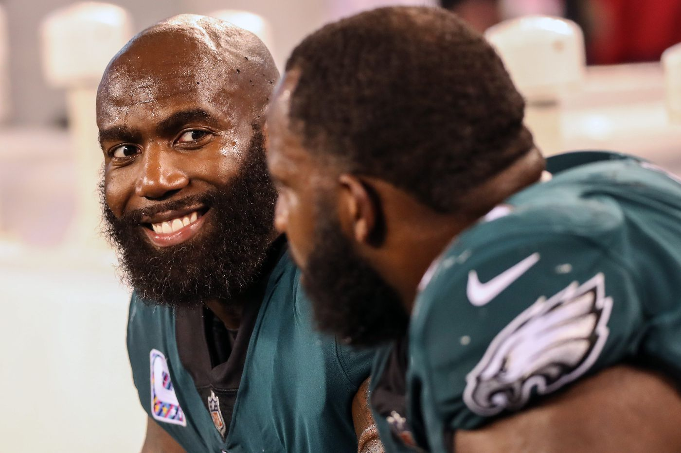 Without Malcolm Jenkins, the Eagles secondary would be a big ol' mess | Mike Sielski