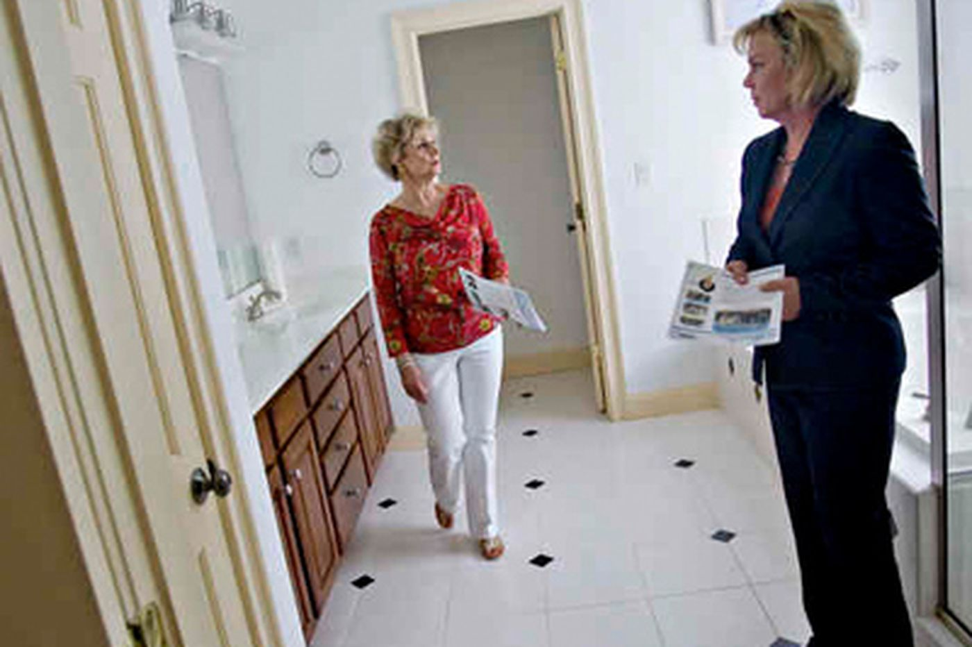 First-timer, boomers feel housing downturn most