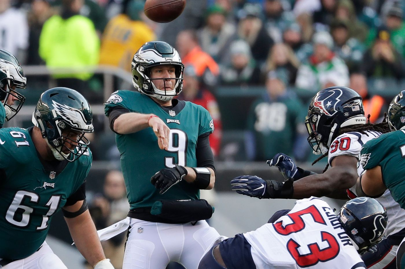 NFL free agency tracker: Nick Foles traded to Chicago Bears one year after signing with Jaguars