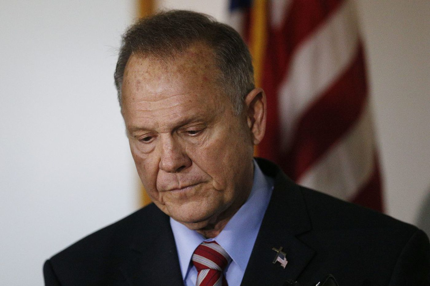 A message to Roy Moore from his accuser: 'I am done being silent.'
