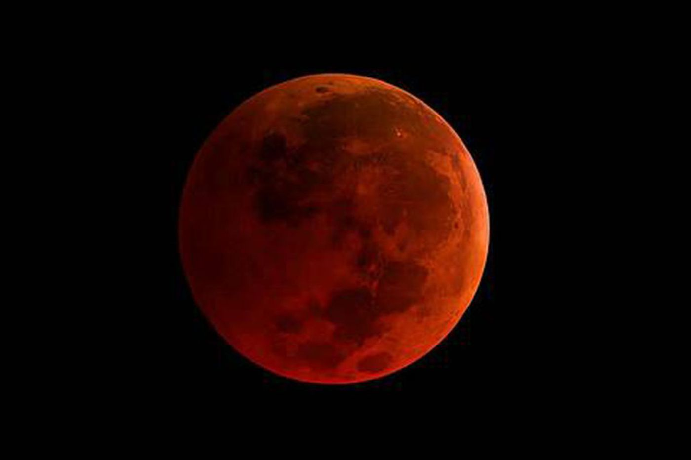 blood moon january 2019 new jersey - photo #11