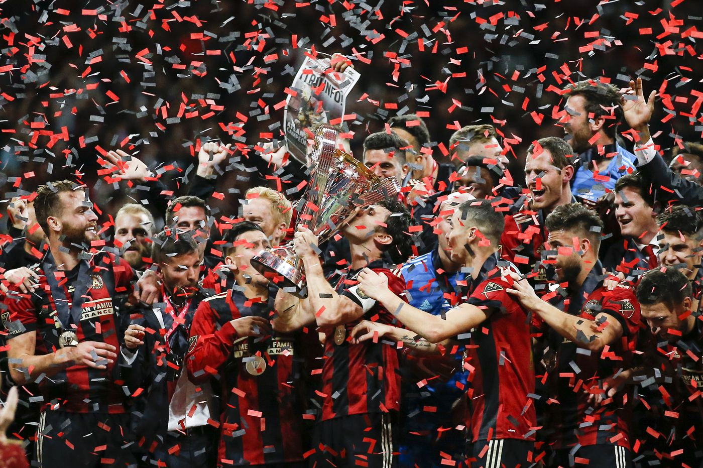 Atlanta United beats Portland Timbers in MLS Cup, wins city's first sports title since '95