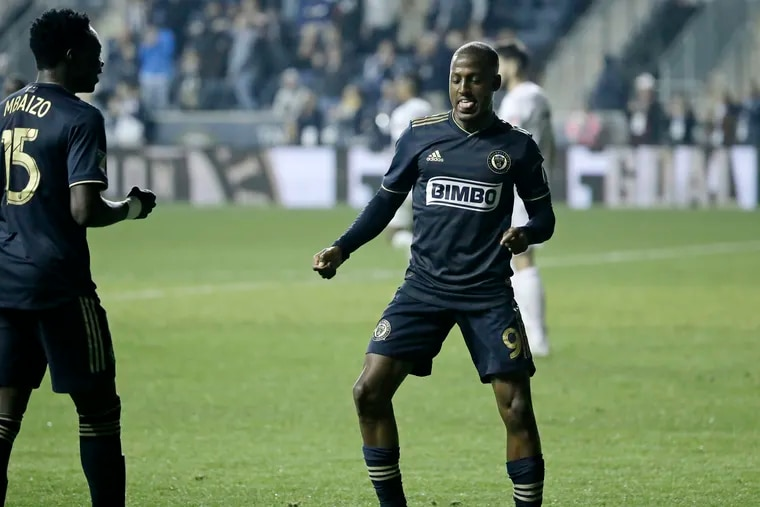 Major League Soccer announced the slate of home openers leaguewide Thursday, including the Union visiting Fafa Picault (above) and his new team, FC Dallas, on Feb. 29.