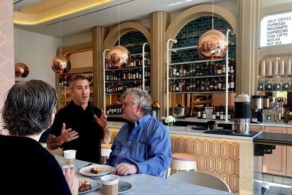 K'Far: Solomonov and Cook open an Israeli cafe-bakery in Rittenhouse