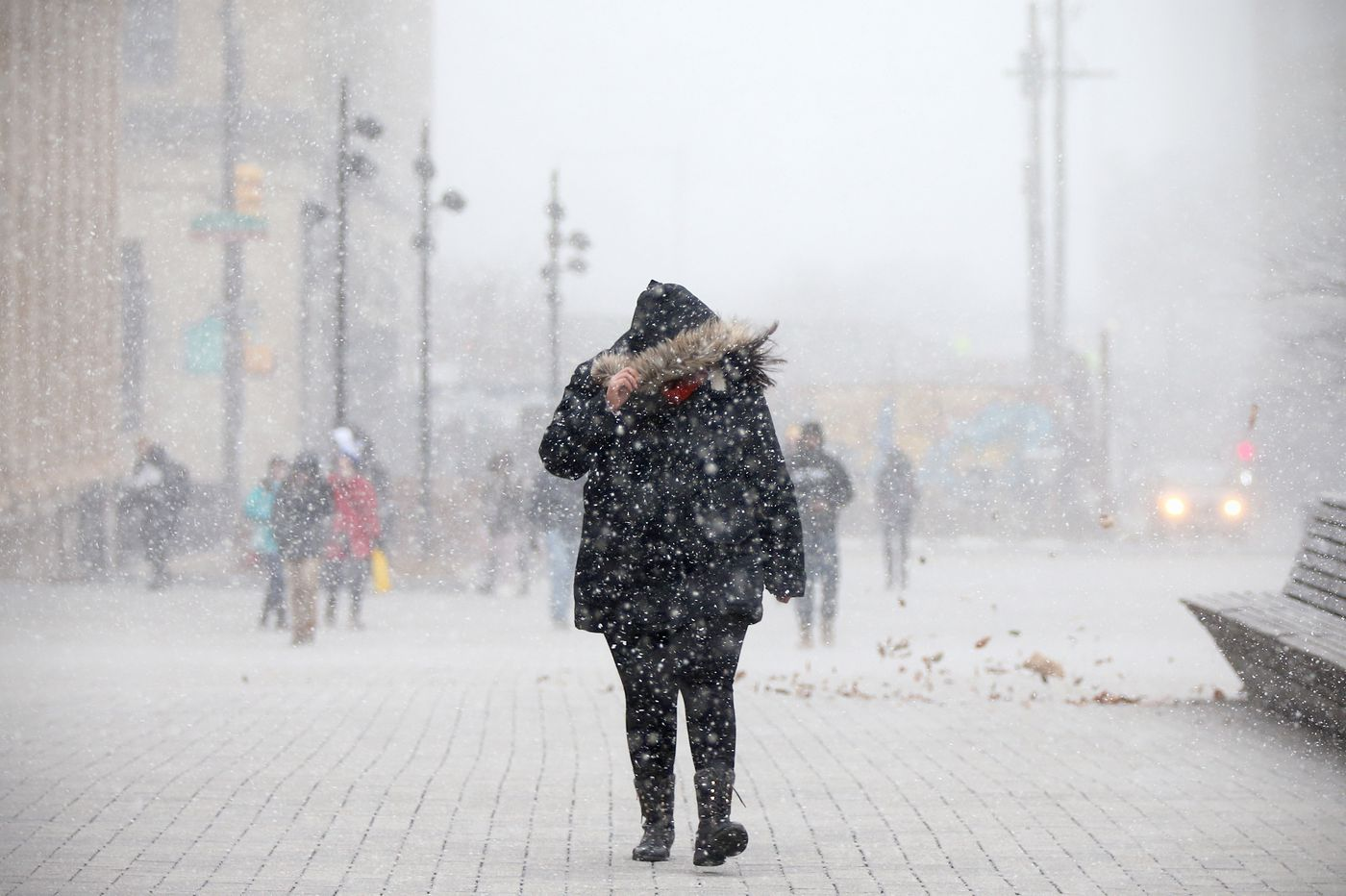 How to not get frostbite, hypothermia when the weather is freezing