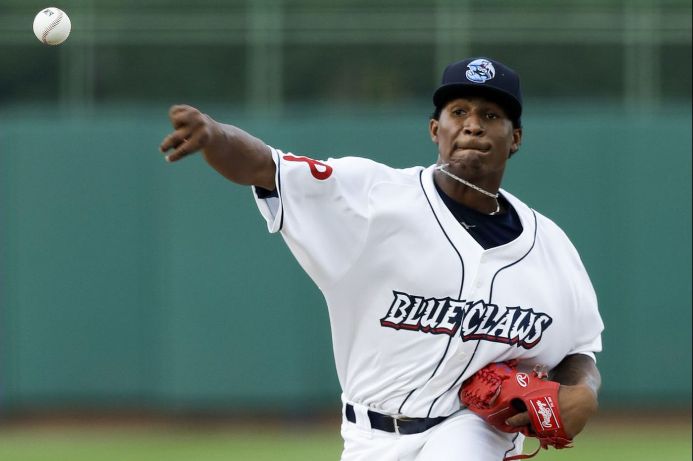 Phillies promote pitching prospect Sixto Sanchez to Clearwater