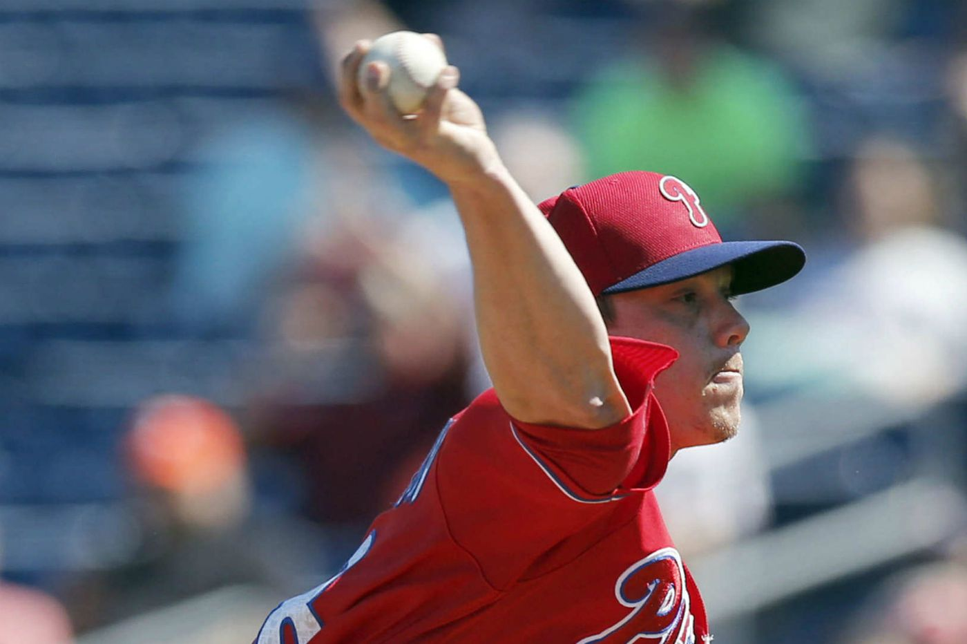 Phillies' Hellickson will make first opening-day start
