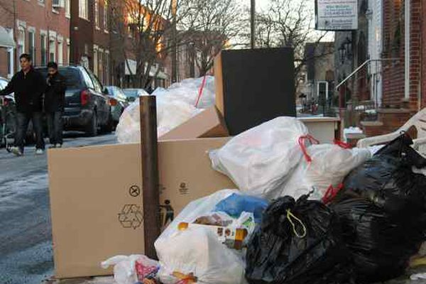 O glorious day! Philly is (possibly) getting its streets swept | Mike Newall