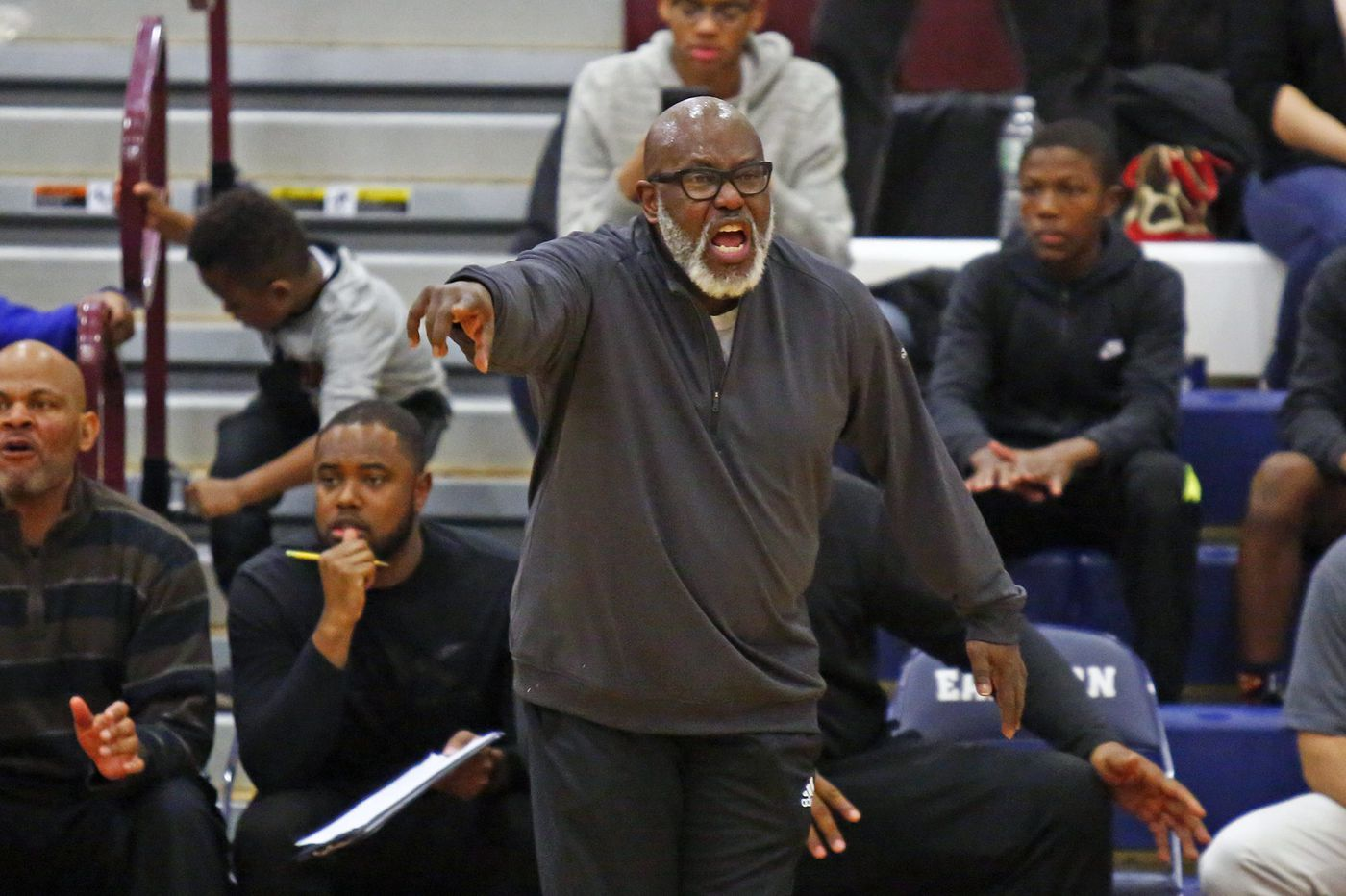 Gene Allen vows to fight for job as Atlantic City basketball coach