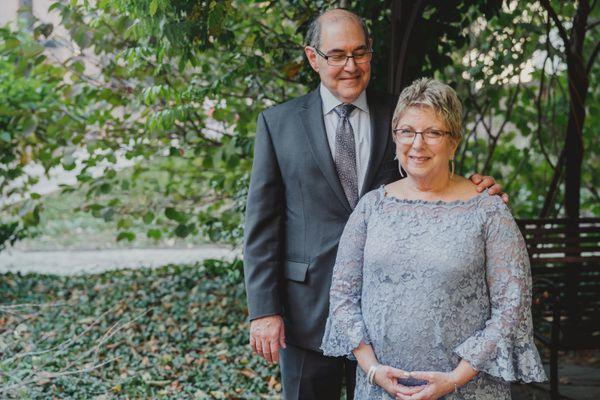 Philadelphia weddings: Sandy Saull and Steve Leberstien