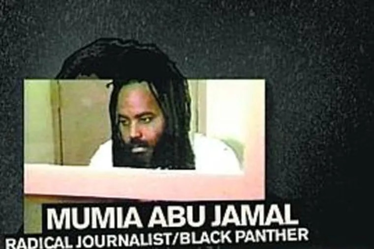 Mumia Abu-Jamal received the death penalty in the 1981 murder.