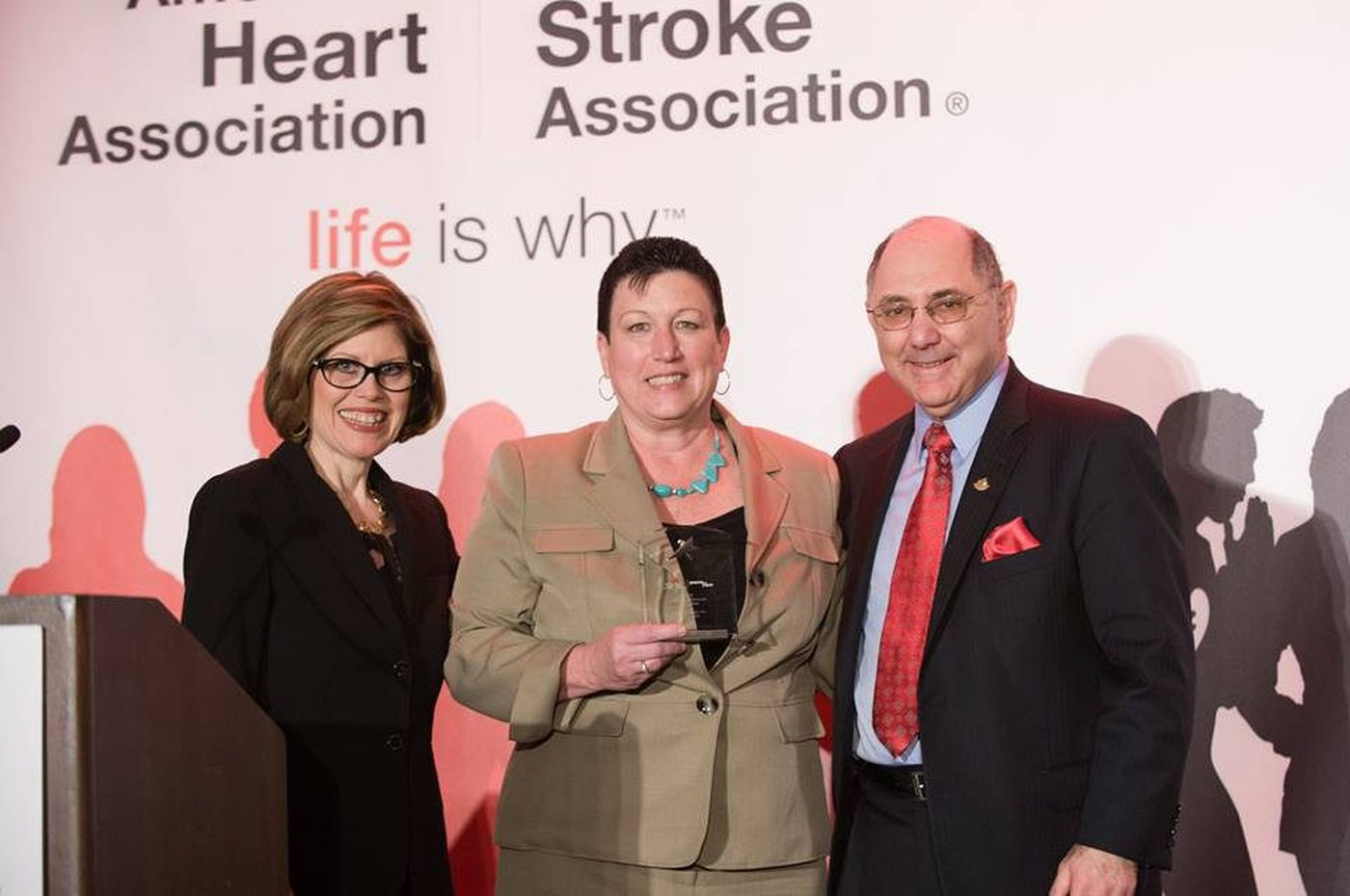 When her mother had a stroke, this Bensalem nurse dedicated her life to heart health