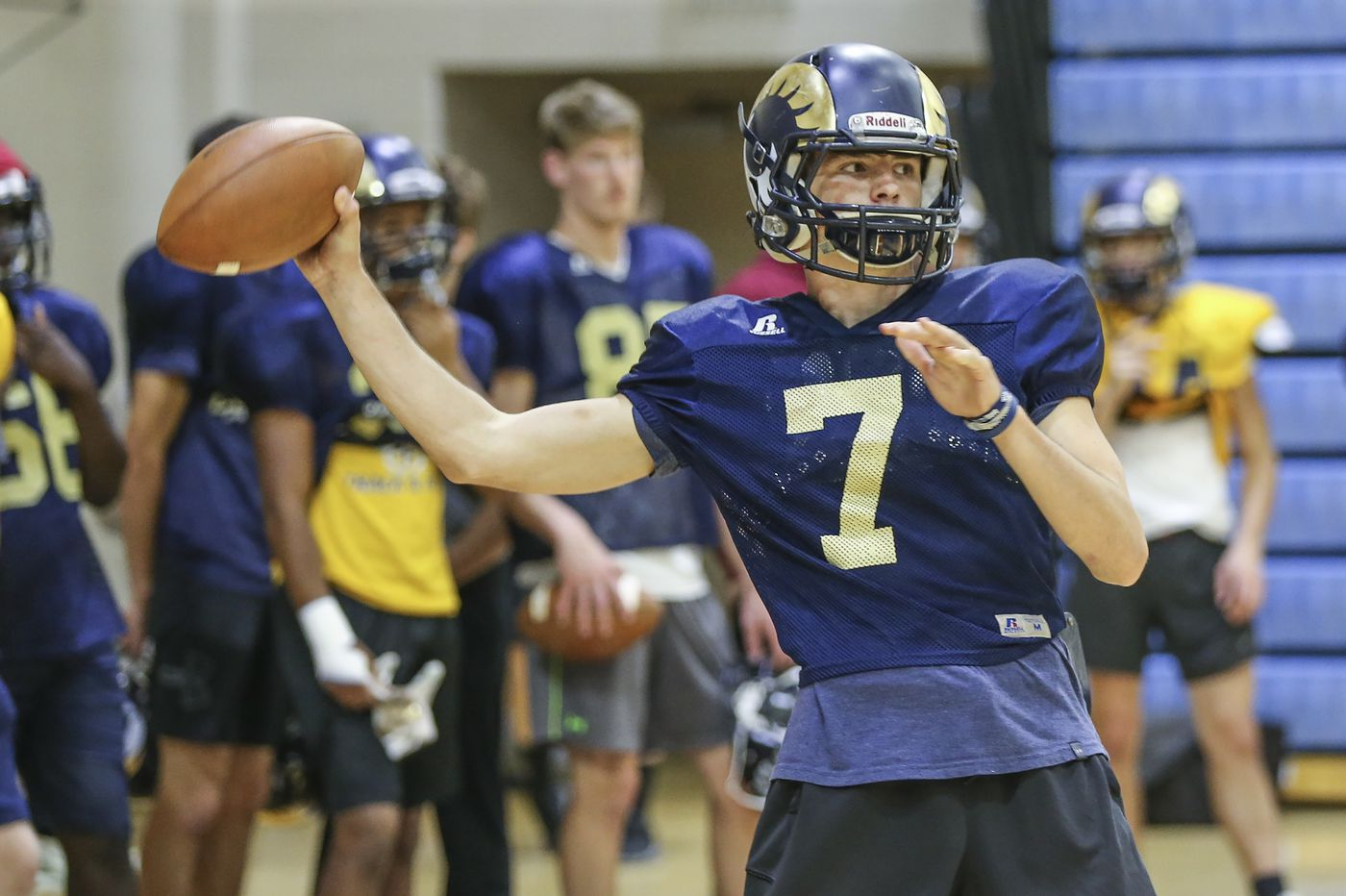 Spring-Ford looks to make splash against Haverford High in District 1 Class 6A football playoffs