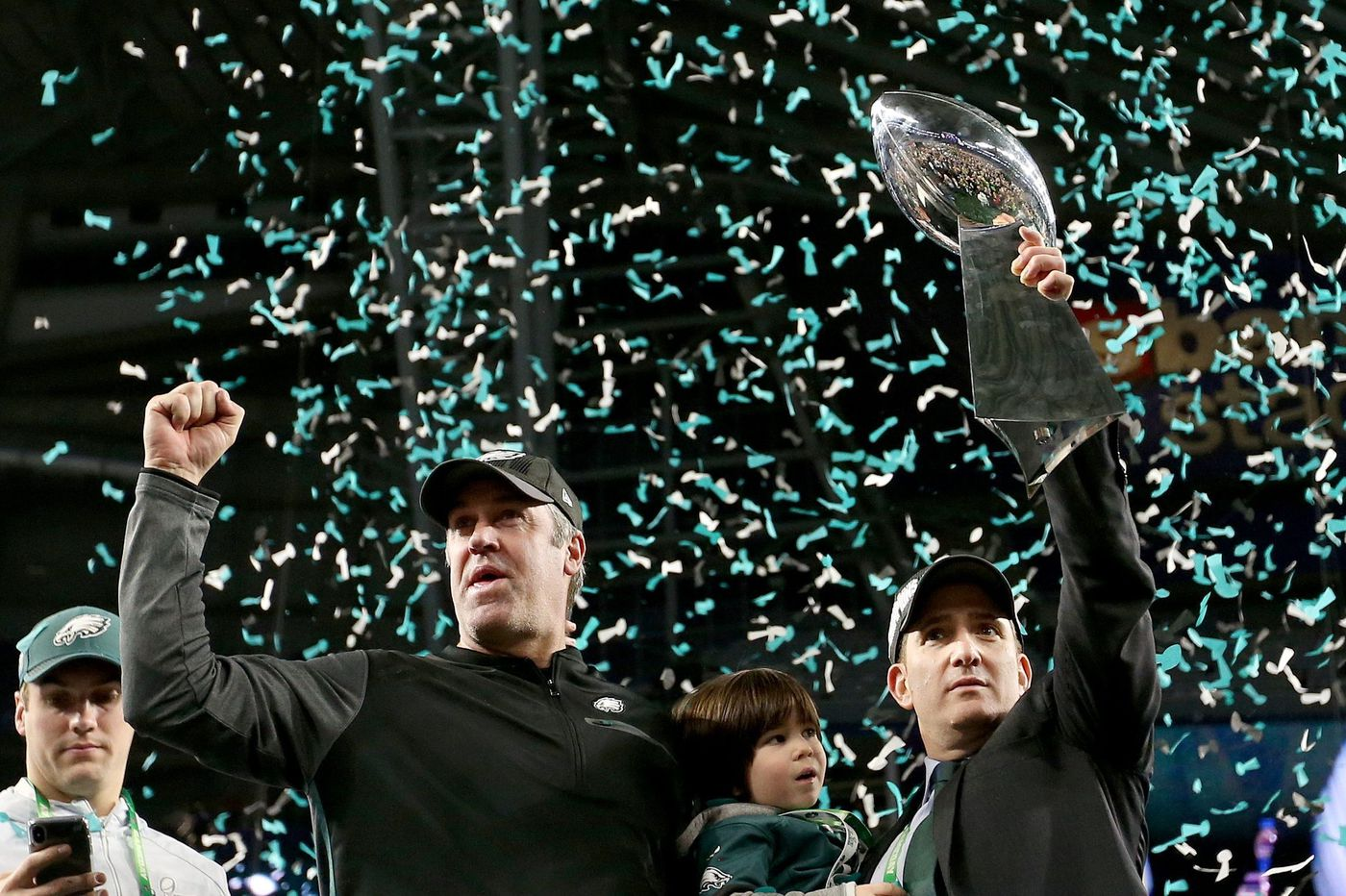 Doug Pederson, Howie Roseman aligned with each other after contract extensions   Early Birds