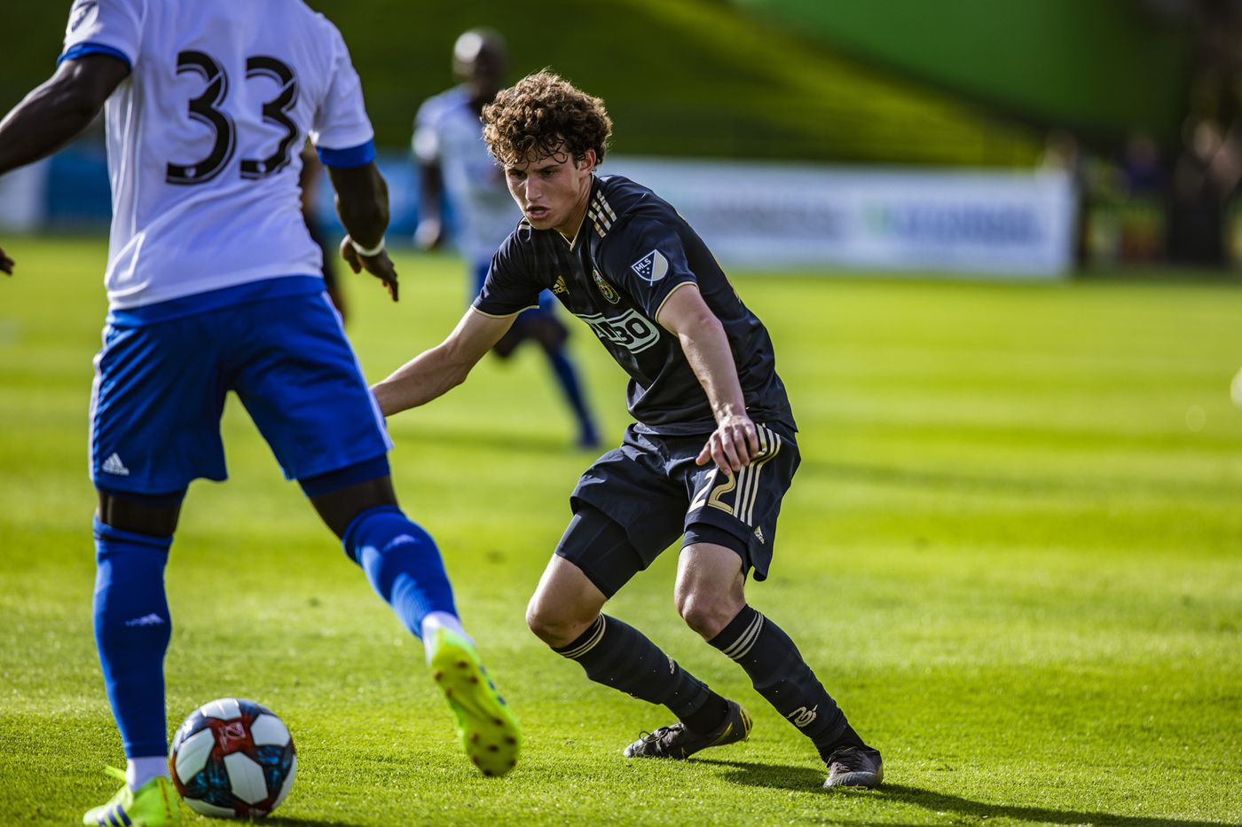 Will Brenden Aaronson make his Union debut against Atlanta United?