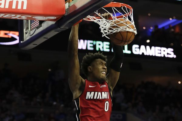 'I'm super excited': Josh Richardson thinks he'll fit in well with Sixers
