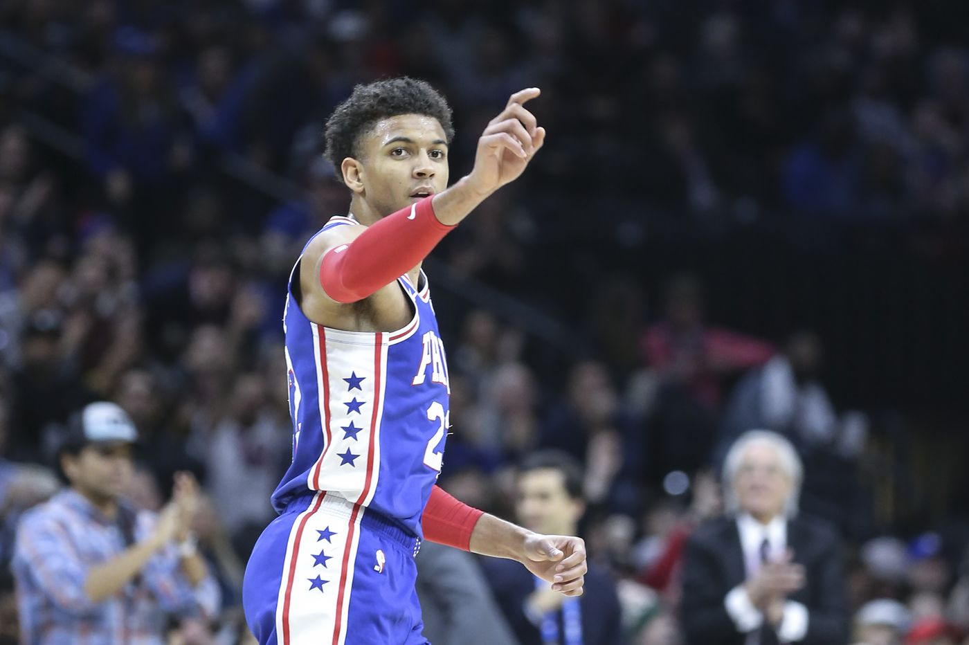 Sixers' Matisse Thybulle does the little things on the court, in his life, in his community