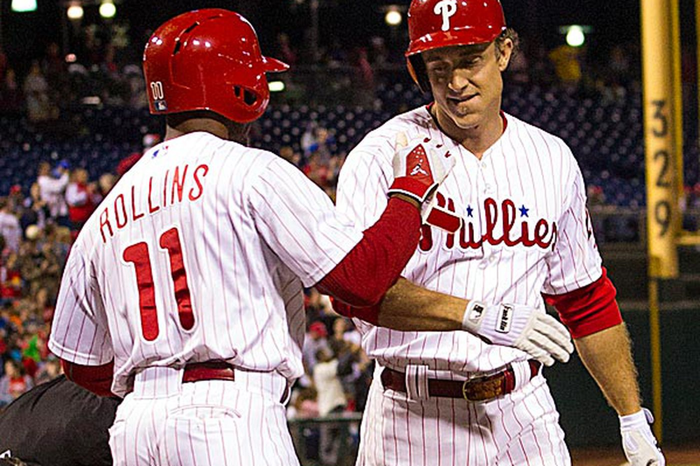 The Phillies' argument for their lineup