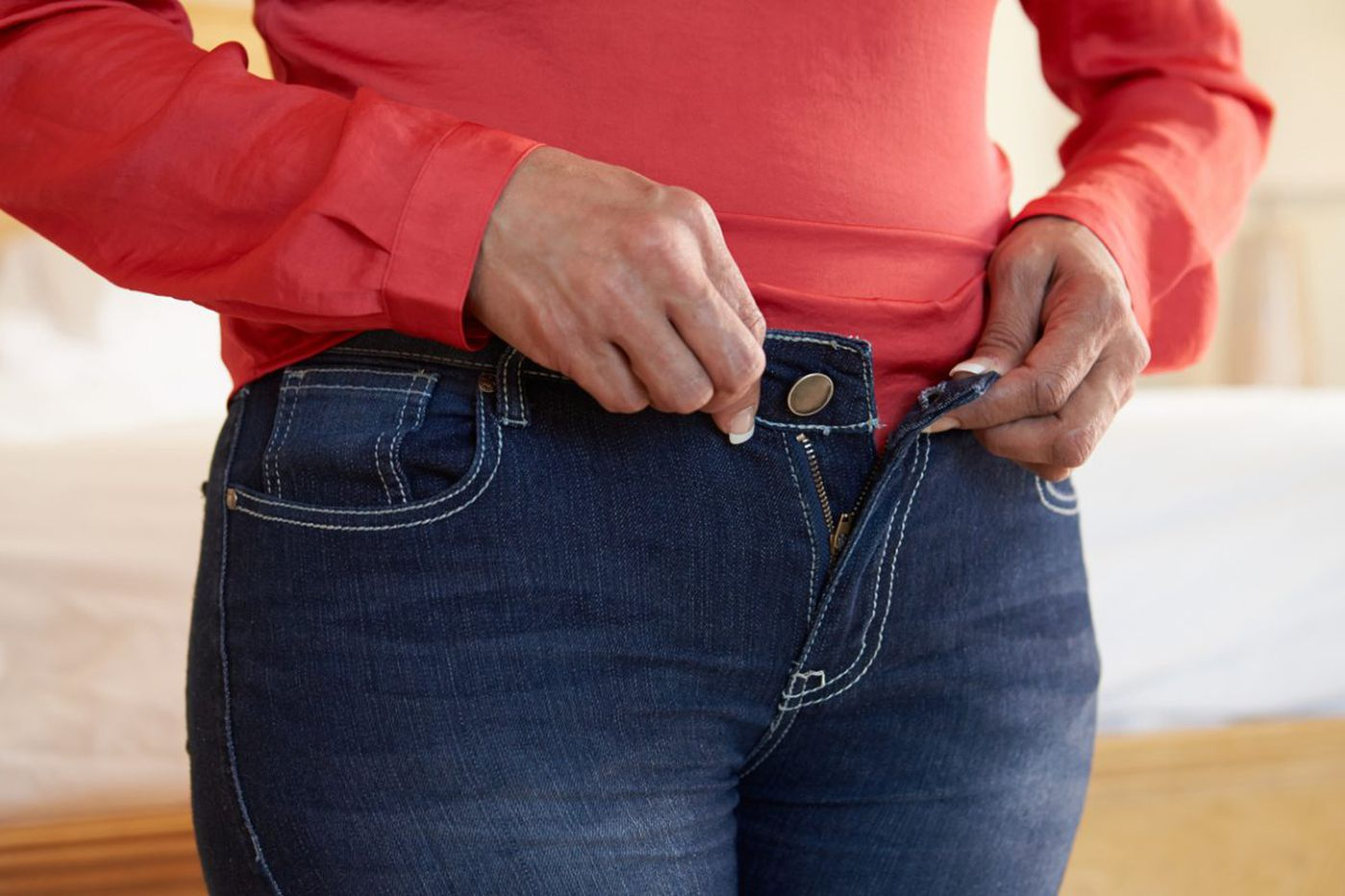Women past menopause may be fatter than they think