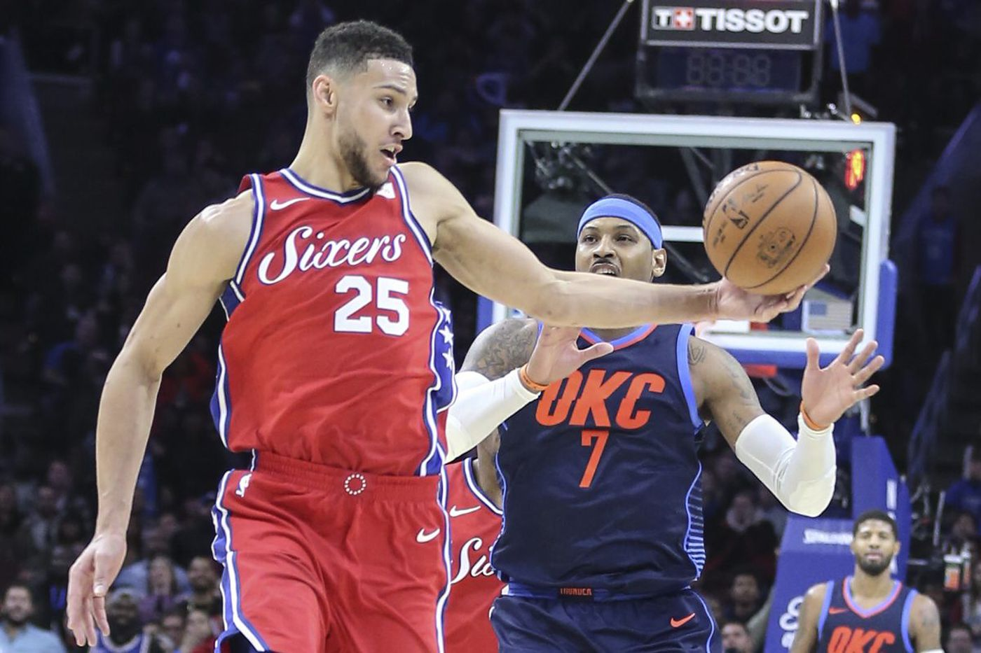 Why the Sixers are ahead of schedule a third of the way through this season | David Murphy