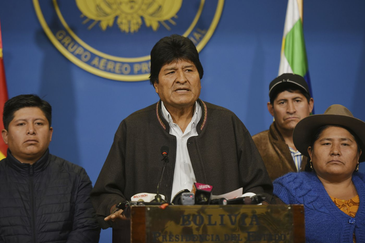 Bolivia's Morales resigns amid scathing election report, rising protests