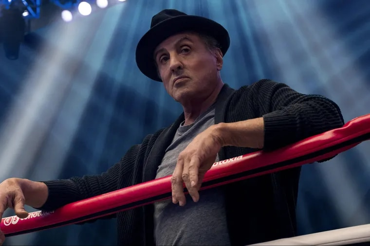 """This image released by Metro Goldwyn Mayer Pictures / Warner Bros. Pictures shows Sylvester Stallone in a scene from """"Creed II."""""""