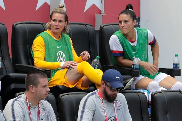 USWNT's Ali Krieger thrilled to go to her third World Cup — and first with Ashlyn Harris as fiancée