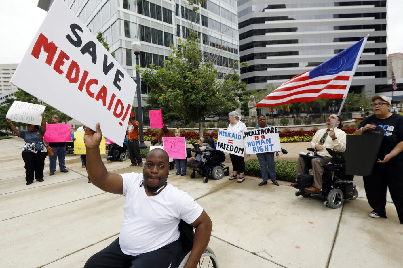 My bipolar son depends on Medicaid; but work requirements unravel his safety net | Opinion