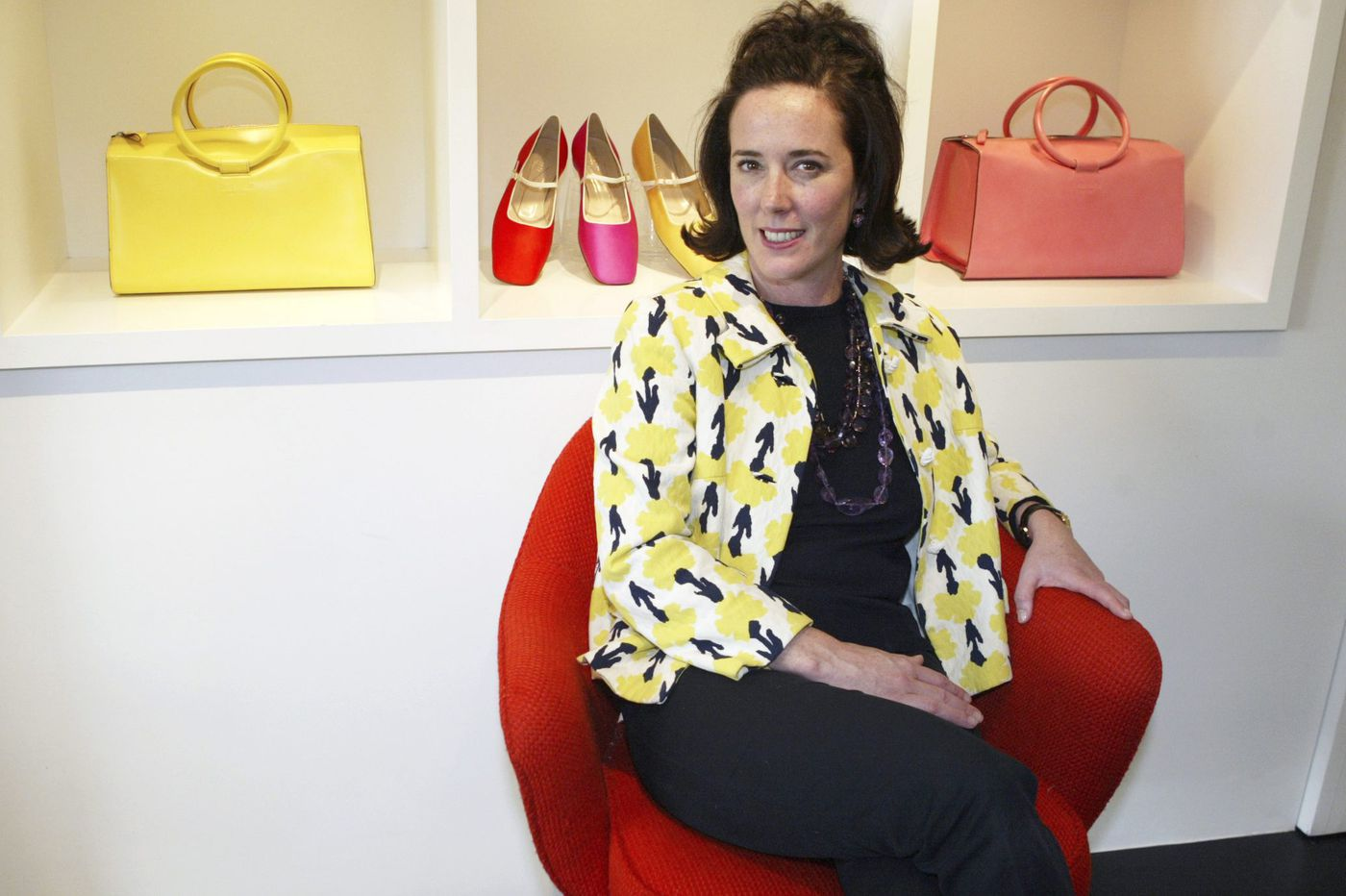 Kate Spade's suicide: Another example of how the media fails people with mental health issues   Perspective