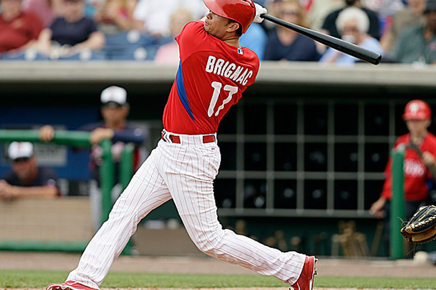 Phillies Minor League Report: Reid Brignac homer in 11th inning lifts IronPigs