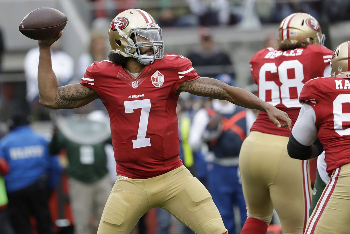 Why the Eagles should sign Colin Kaepernick to be Nick Foles' backup quarterback | Marcus Hayes