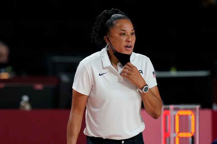 Dawn Staley led Team USA to an undefeated run for their seventh consecutive gold medal.
