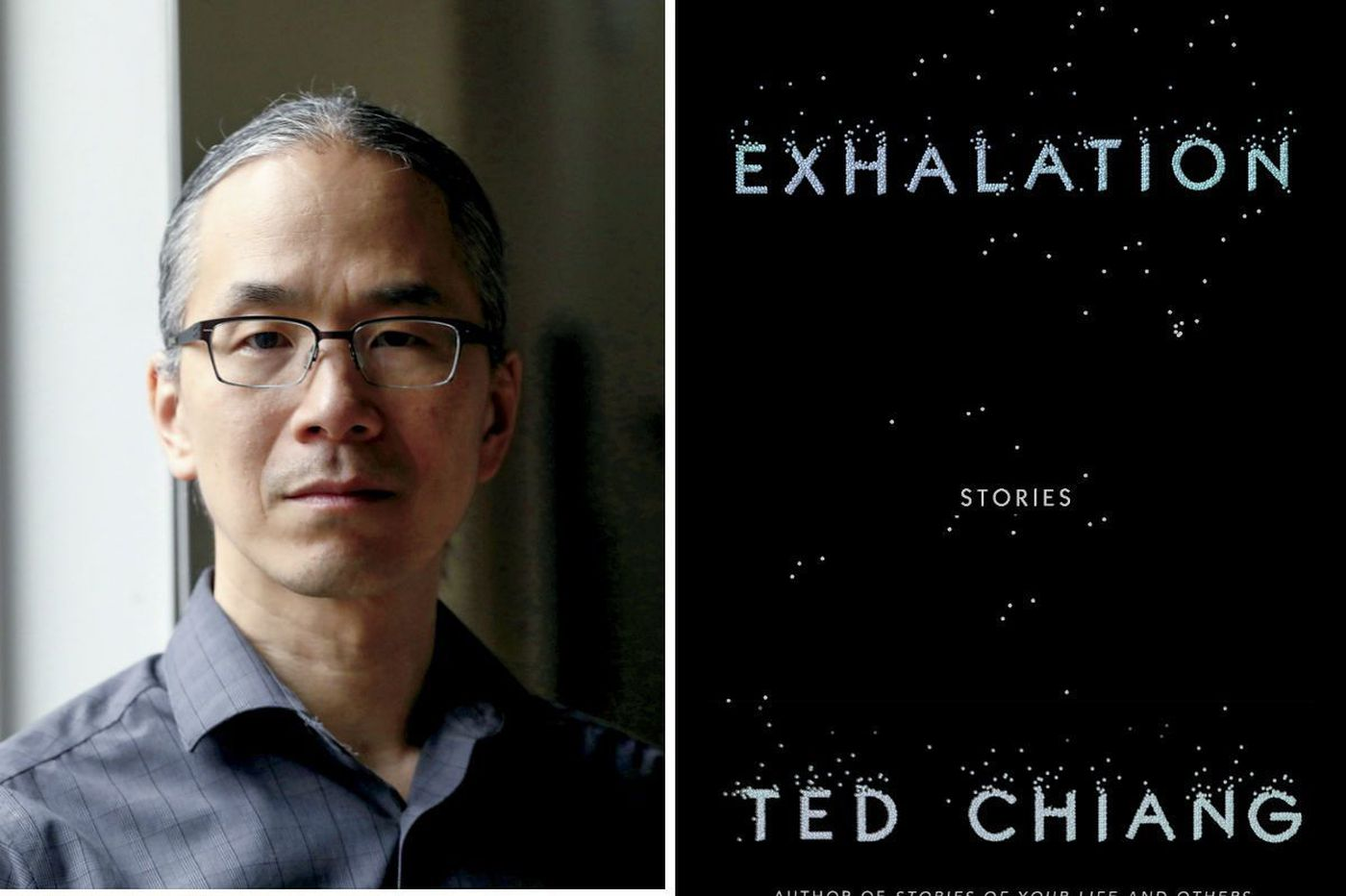 Ted Chiang's speculative-fiction mastery on display in new collection, 'Exhalation'