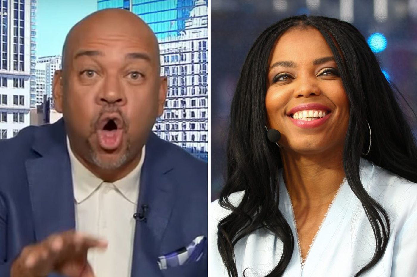 Michael Wilbon rips ESPN, Jemele Hill opens up about suspension