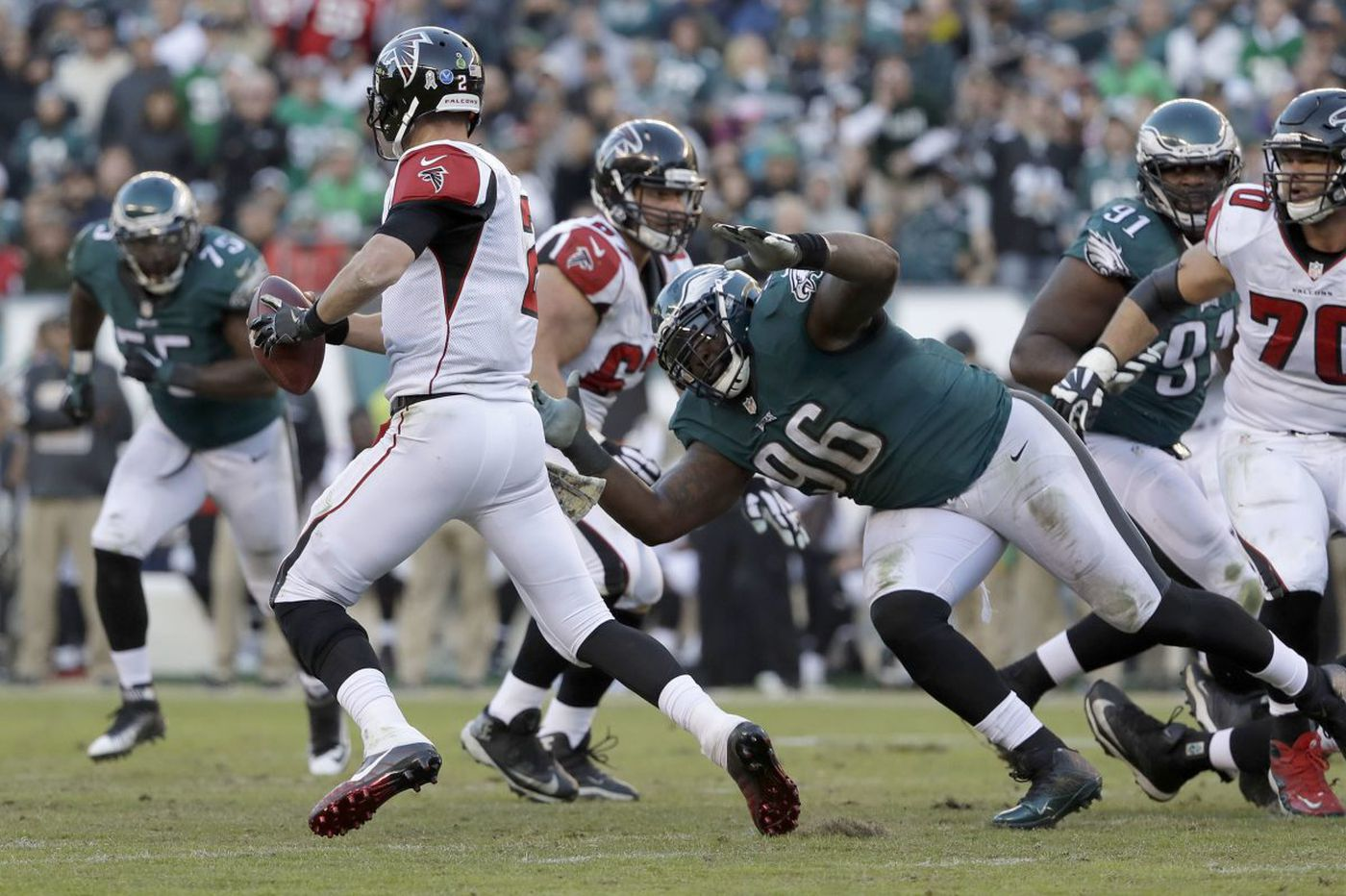 Three thoughts on the Eagles-Falcons matchup | Early Birds
