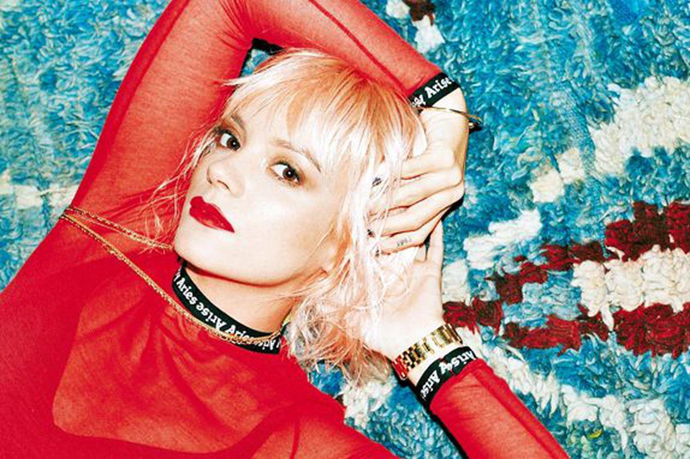 Album reviews: Nine Inch Nails, Lily Allen, Angelique Kidjo