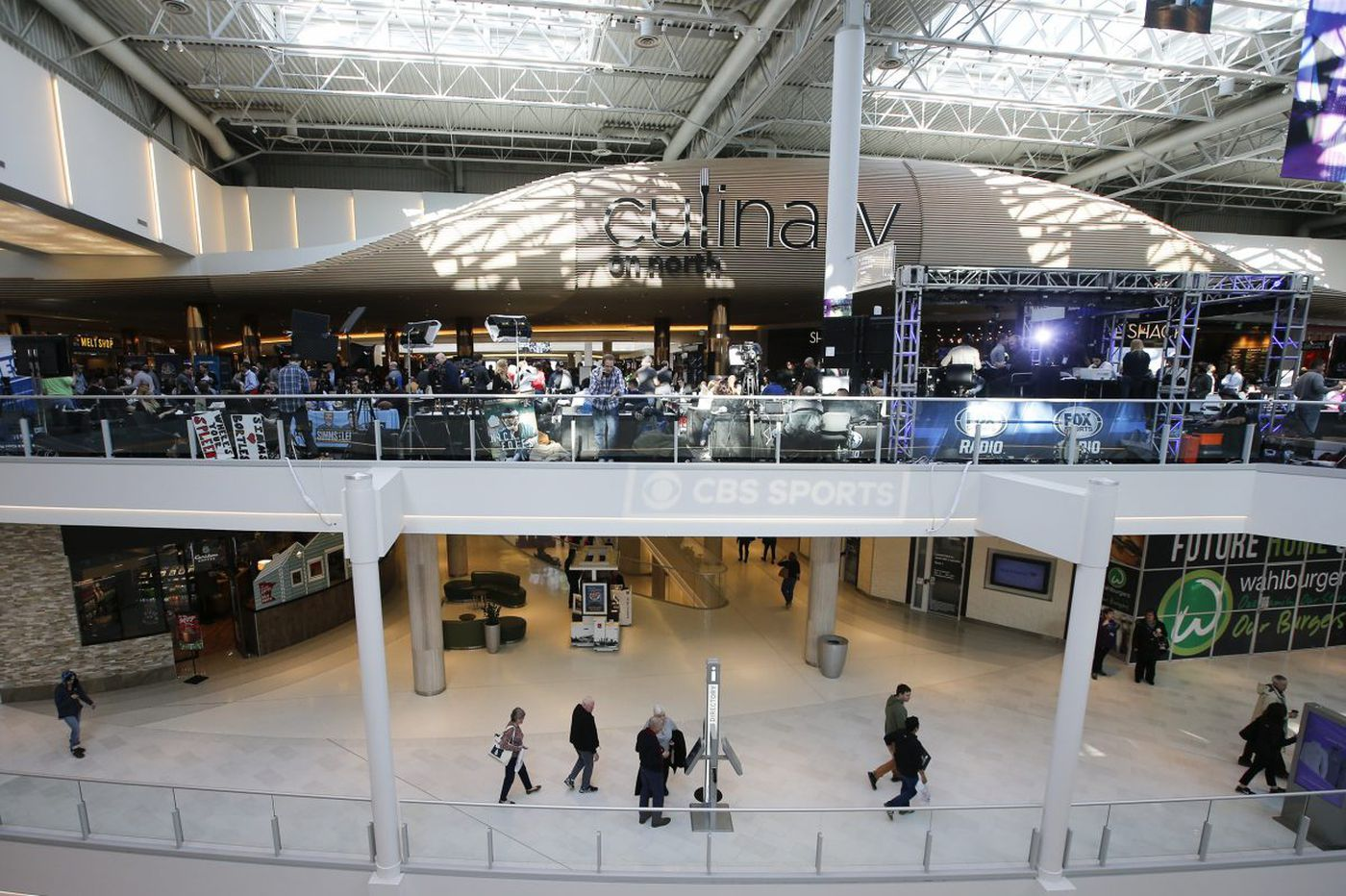 Mall Of America Only Mall Bigger Than King Of Prussia Transformed