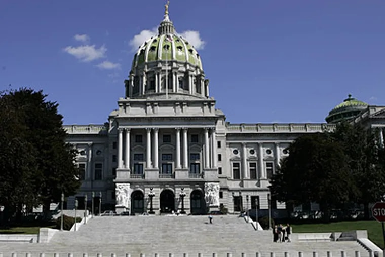 Lawmakers return to Harrisburg after having most of April off to face work on a spending plan.