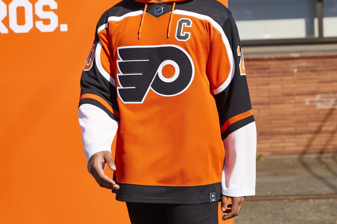 Flyers unveil new reverse retro jersey to be worn in select games during 2020-21 season